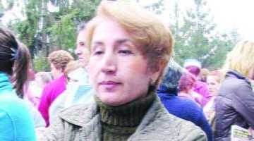 Cum a ajuns mică, sindicalista Doina Fănică 5