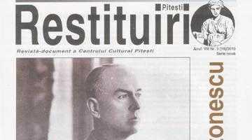 """Mareşalul Antonescu, în revista """"Restituiri"""" 6"""