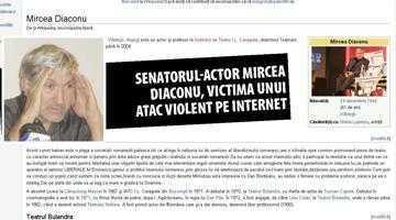 """""""Acest curvoi bătrân este o plagă a societăţii româneşti, pătează tot ce atinge"""" 4"""
