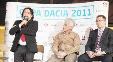 Începe Raliul Dacia 5