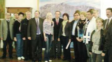 Delegaţie argeşeană, în vizită de înfrăţire în regiunea Lazio 5