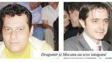 Magnaţii Laurenţiu Mocanu şi Daniel Dragomir au ajuns la cuţite 4