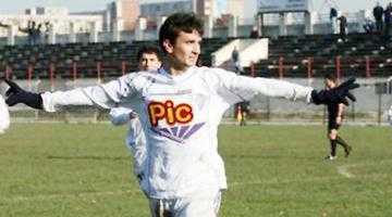 Daniel Bălaşa marchează meci de meci pentru Zimbru Chişinău 5
