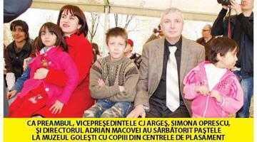 Simona Oprescu pregăteşte un program surpriză de Ziua Europei 6