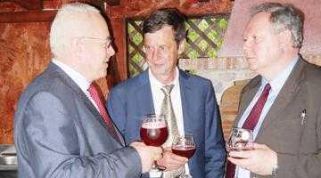 Belgienii de la GDM Electronics au sărbătorit 10 ani de activitate 5