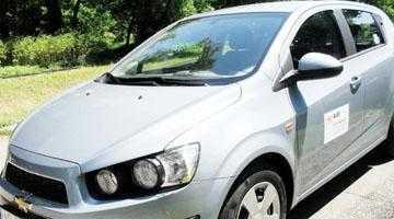 Drive-test cu Noul Chevrolet Aveo, prin Piteşti 3