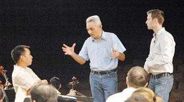 Curs internaţional de dirijat la Filarmonica Piteşti 2