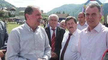 Inflaţie de politicieni la Expopastoralis 3