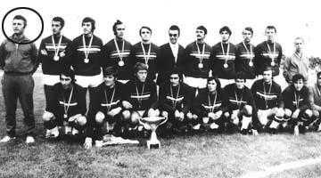 Florin Halagian, antrenorul cu două titluri de campion câştigate cu FC Argeş 7