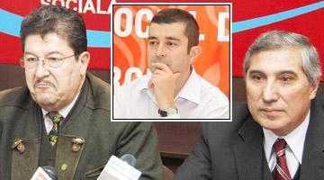 Plastilică, Don Felipe şi Tamango, principalii vinovaţi pentru absenteismul de la Consiliul Naţional PSD 5