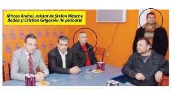 """Un arestat din dosarul  Chelu-Fătuloiu a stat la dreapta """"Stăpânului"""" Andrei 5"""