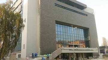 Conarg Construct a predat noul sediu al Tribunalului 1
