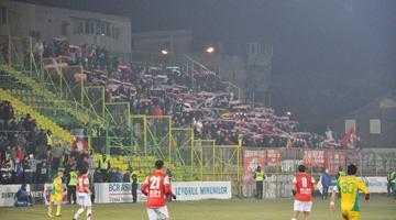 CS Mioveni-Dinamo, scor 0-1 6