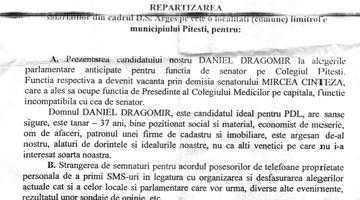 Comando silvic pentru candidatul portocaliu Daniel Dragomir 8