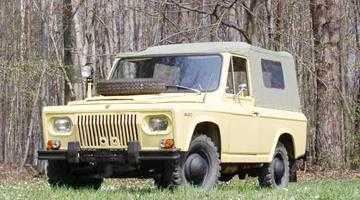 Istoria ARO, prima maşină  de teren românească 7