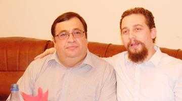 La invitaţia Comunităţii Montane Iezer Muscel, parohul Bisericii Ortodoxe din Glasgow şi Edinburgh s-a întâlnit cu mai mulţi primari argeşeni 3