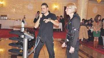 Flori Grigoraş a cumpărat franciza pentru Quick Bodyform 3
