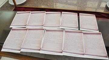 Scrisorile de dragoste  ale lui Ion C. Brătianu  către soţia sa, Pia 3