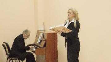 Lansare de carte şi concert, susţinute de profesorul Moise Mitulescu 6