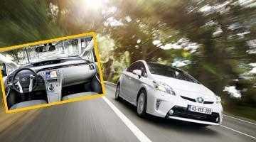 Toyota lansează Prius 2012 2