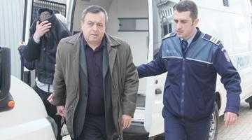 Ion Dobrinoiu îşi nota şpăgile într-un registru 5