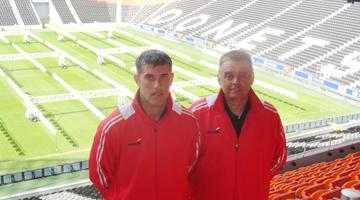Ianovschi şi Vişan s-au pregătit la Shakhtar Donetsk 5