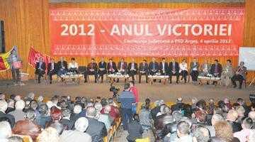 PSD şi-a scos la încălzire candidaţii pentru alegerile locale 5