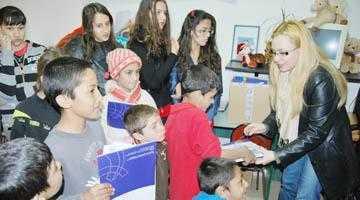 Zâmbete de copil la Centrul de tip Familial Găvana 5