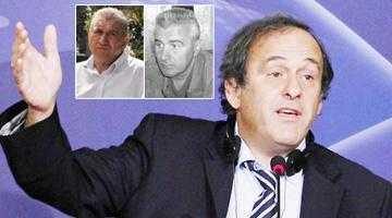 Premieră! Bărbulescu şi Radu II, invitaţi de Platini la finala UEFA de la Bucureşti 6