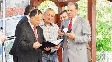 USL a făcut expoziţie la Muzeul Goleşti, cu candidaţii la alegerile locale 5