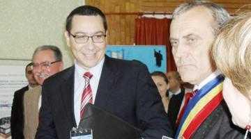 Premierul a promis repararea celor şapte km de coşmar din drumul spre uzina Colibaşi 3
