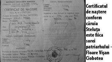 """Steluţa Ciobotea: """"Ştiu că patriarhul mi-a lăsat mie toată averea lui"""" 6"""