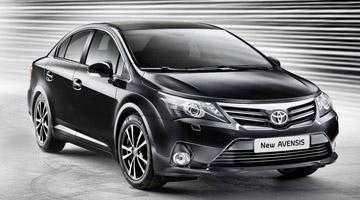 Noul Avensis, rafinament și eficiență sporită 6
