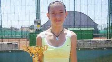 Ioana Mincă, o nouă tenismenă argeşeană de top 6