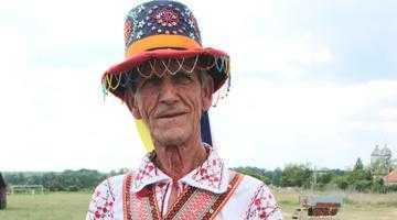 Petre Măsală, cel mai vârstnic căluşar din Argeş 5