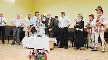 Academicianul Bălăceanu Stolnici a lansat monografia comunei natale 6