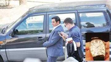 Patronul de la Pic a venit îmbrăcat la Tribunal ca pe covorul roşu de la Cannes 5