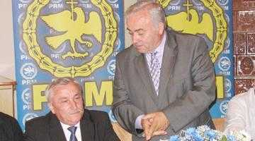 Lucaciuc a cerut judeţului să-l excludă pe George Bălan din PRM 5