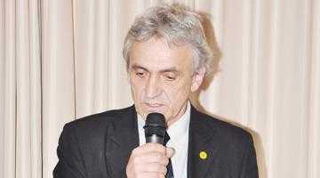 Adrian Maghinici, la negocieri cu secretarul general al verzilor europeni 5