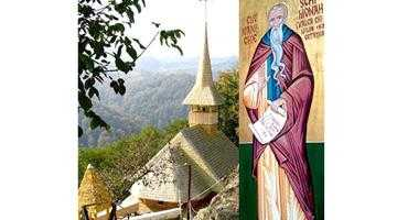 Sfântul Ioanichie cel Nou de Muscel, sihastrul de la mănăstirea Cetăţuia 5