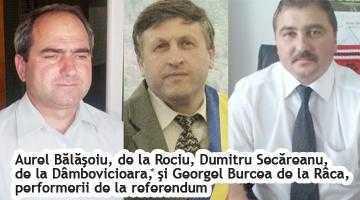 În trei comune din Argeş s-a votat în proporţie de peste 100%! 5