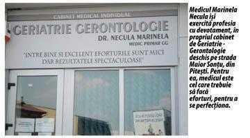 O altfel de poveste... Dr. Marinela Necula, medic specialist pediatru şi medic specialist geriatru 6