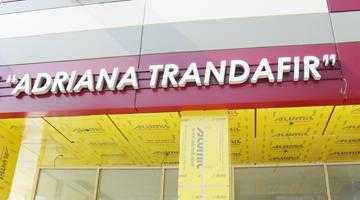 Numele Adrianei Trandafir, scris cu litere argintii pe noua Casă de Cultură din Bascov 5