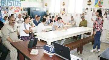 Seminar de Ziua Democraţiei, la Penitenciarul Colibaşi 3