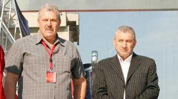 Ilie Bărbulescu l-a vizitat la spital pe Dukadam 5
