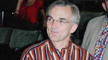 Un dramaturg canadian a venit la Piteşti cu o piesă despre Eugen Ionescu 6