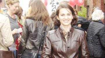 Ema Pendiuc, în juriul festivalului de film Cinekid 6