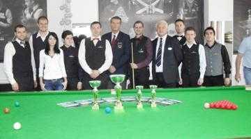 Primul campionat naţional de snooker, la Piteşti 4