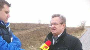La Hârseşti s-a inaugurat primul drum agricol cu finanţare europeană din Argeş 5
