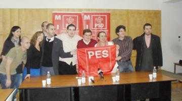 Simona Bucura Oprescu, candidat USL la Camera Deputaţilor, pe Colegiul  3 Mioveni, susţinută  de tinerii socialişti europeni 5